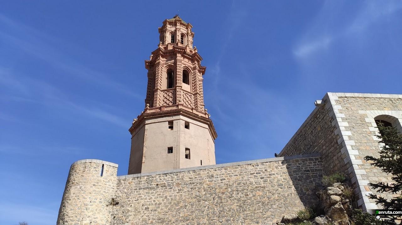 Torre de las campanas de Jérica