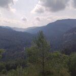 Vistas desde la subida por el Camino de la Tejería