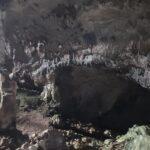 Interior de la cueva del murciélago de Altura, Castellón