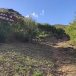 Indicador a la Cueva del Murciélago