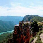 Vistas desde el Castillo de Chirel