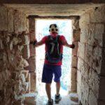 Visitamos algunas estancias del castillo de Chirel