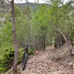Senda de El Camino de la rocha de San Juan (GR7 principal)