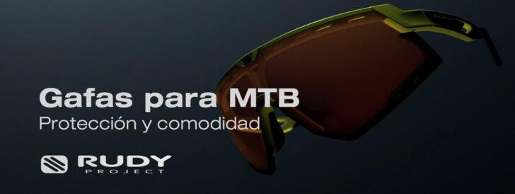 Gafas de MTB ideales para XC o Gravel?