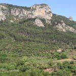 Vistas de la montaña que nos rodea
