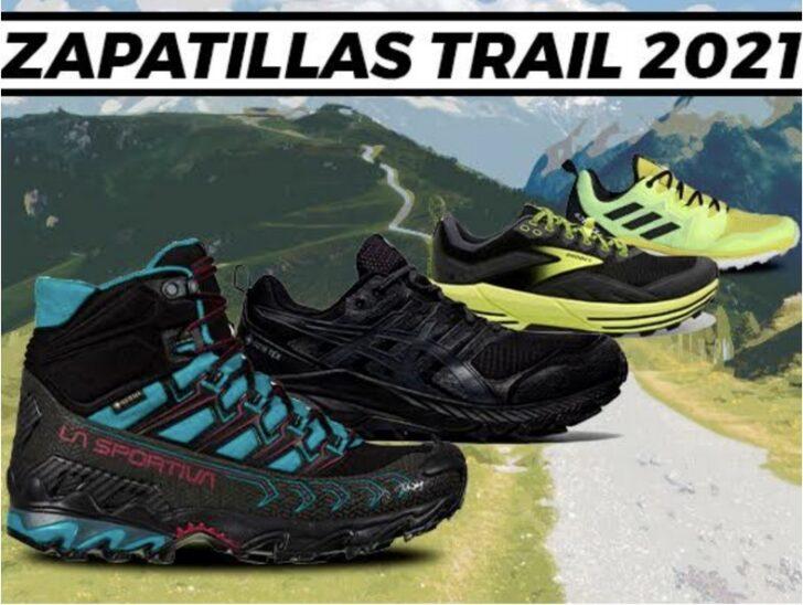 Comienza el otoño con las mejores zapatillas de trail 2021